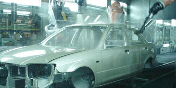 RFID汽车制造,RFID生产管理,RFID