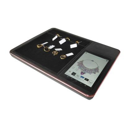 RFID珠宝看货盘