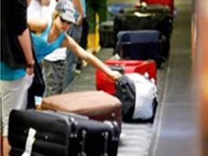 RFID机场行李处理