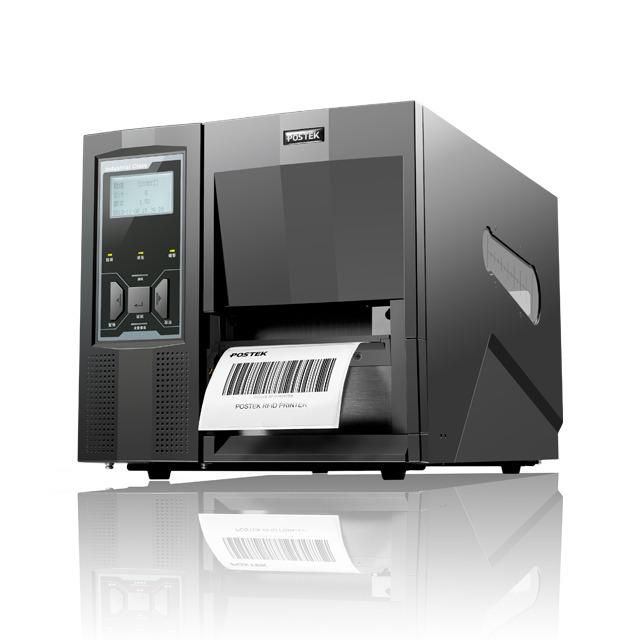 超高频工业级RFID条码打印机