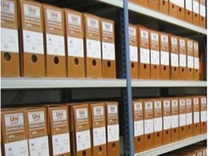 RFID档案库管理