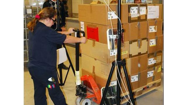 基于超高频RFID制服管理系统的解决方案
