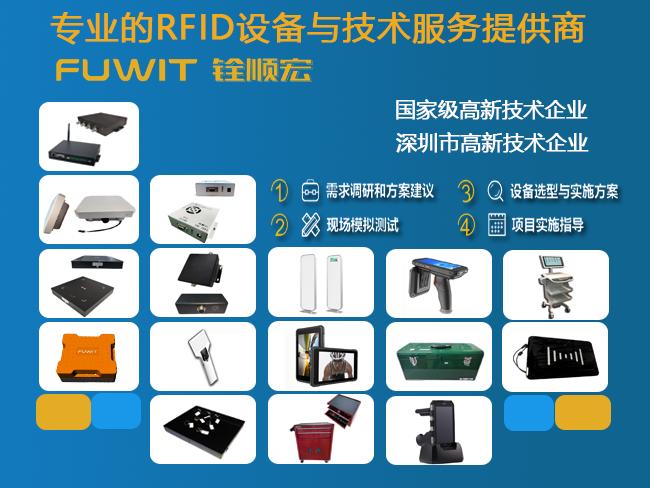 rfid物联网,rfid解决方案,铨顺宏,rfid读写器