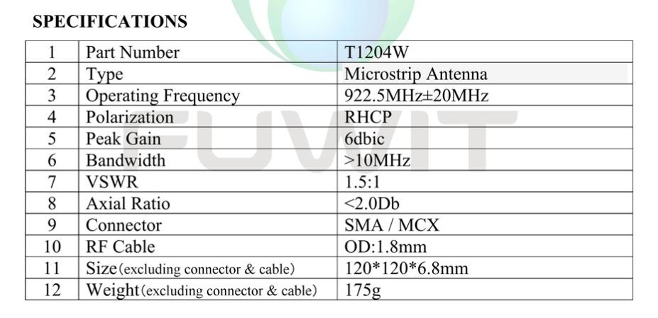 RFID天线