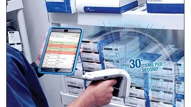 医院RFID手术工具跟踪解决方案,实现伤口治疗泵自动管理