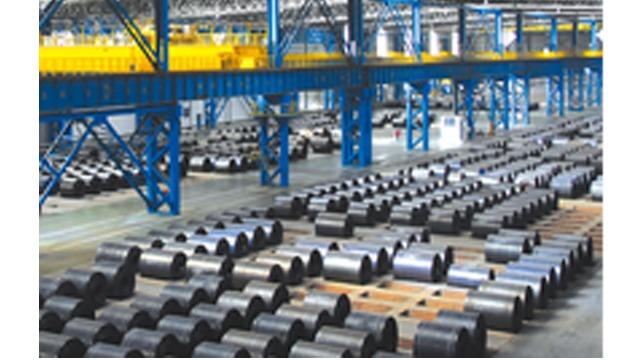 首钢应用RFID自动化生产,加快了中国制造业智能化建设
