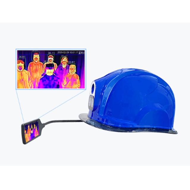 UWB安全帽定位标签