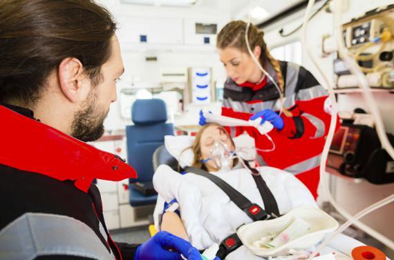 紧急医疗服务EMS