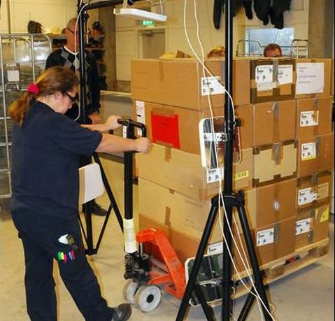 RFID制服管理,RFID军装追踪,RFID库存管理