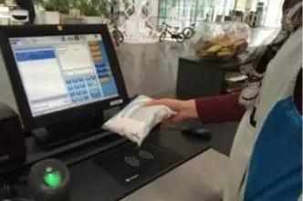 RFID服装收银