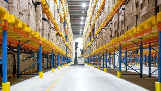 RFID仓储物流,RFID叉车仓储