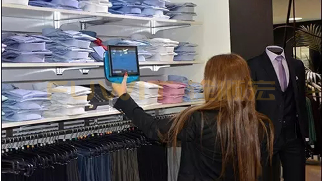 服装零售RFID