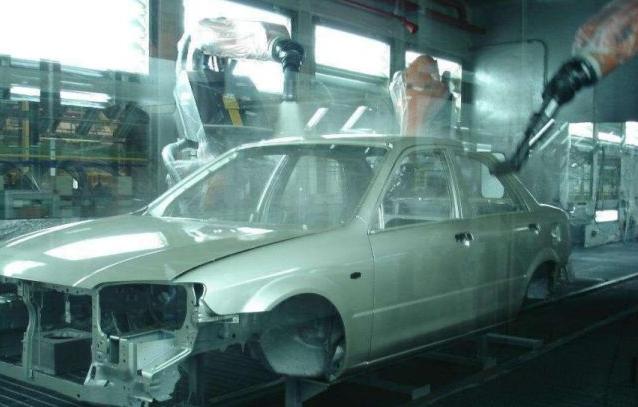 RFID汽车涂装-RFID工厂管理-RFID零部件盘点-RFID标签-RFID铨顺宏