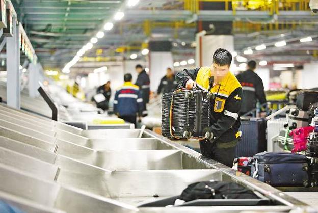 RFID机场行李追溯-RFID行李分拣-RFID实时监控分拣-RFID机场自动分拣系统