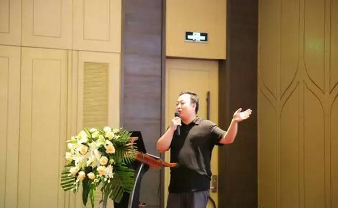西安大华智慧谷白钰介绍物联网科技园区创新创业孵化政策与现状