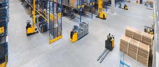 RFID叉车仓储物流管理应用及优势