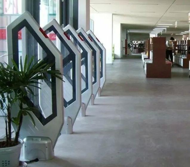 rfid商品防窃,EAS系统,rfid商场、图书馆门禁应用