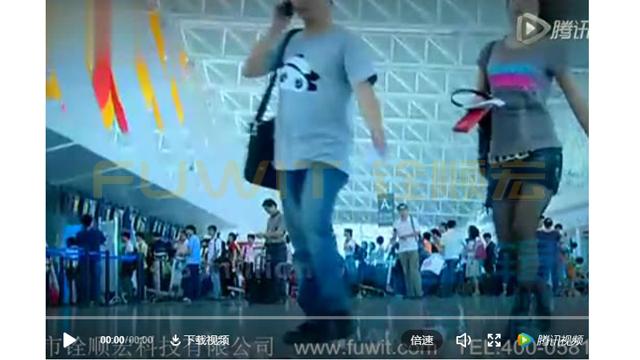 武汉RFID行李分拣系统