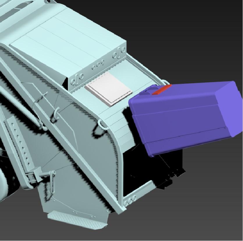 RFID环卫车辆管理系统应用方案