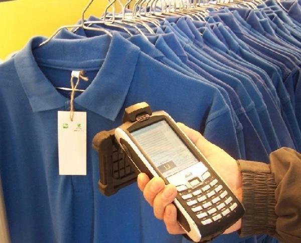 RFID服装电子标签