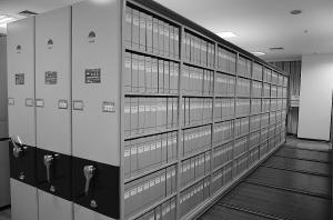 档案智能化RFID管理解决方案-RFID档案盘点-RFID档案馆