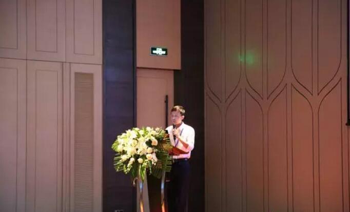 腾谦电子杨浩英分享行业领先的RFID物联网解决方案