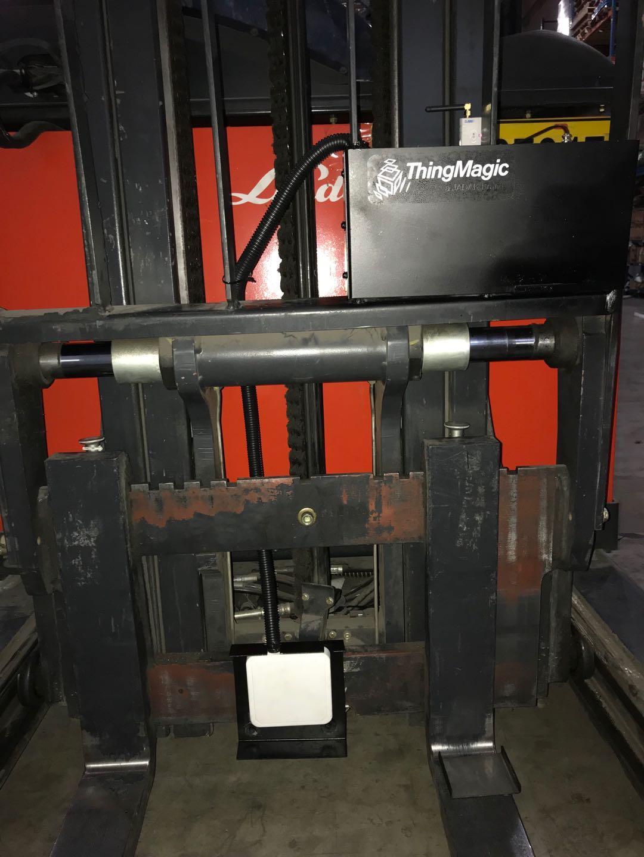 RFID叉车仓储,RFID读写器,RFID天线
