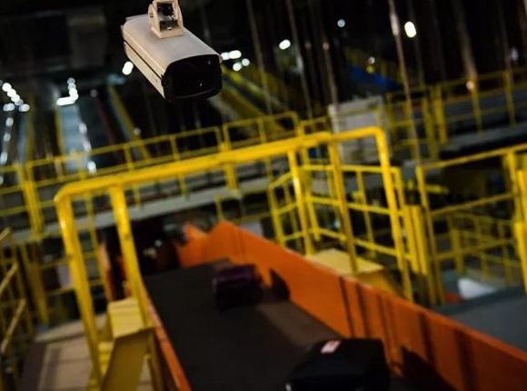 RFID行李分拣系统摄像头