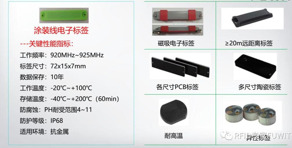 工业化RFID标签-RFID抗金属标签-RFID标签-RFID铨顺宏