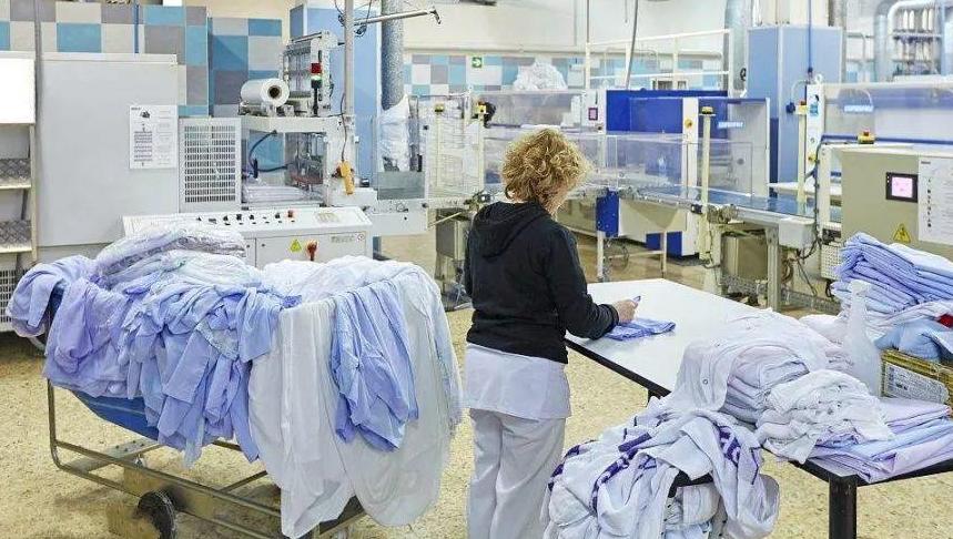 RFID医院洗涤管理-RFID布草洗涤-铨顺宏