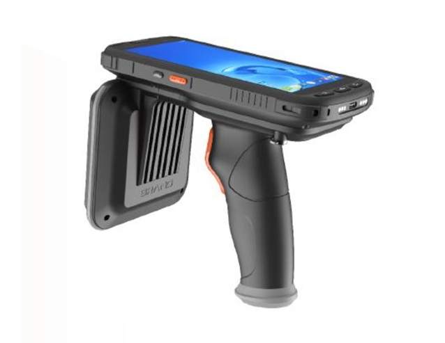 RFID超高频手持机,RFID手持终端,RFID数据采集设备
