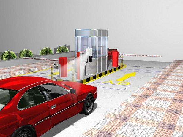RFID智能停车场管理系统,RFID通道门禁