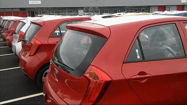起亚汽车RFID定位管理系统提升了汽车加工运输效率