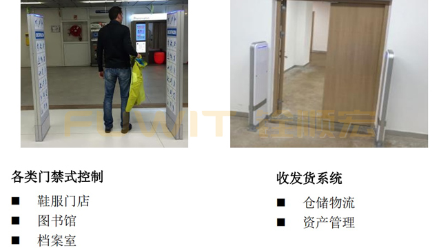RFID通道门禁,RFID仓储物流,RFID生产线管理